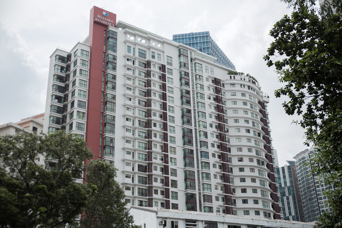 Mutiara Residency, Brickfields