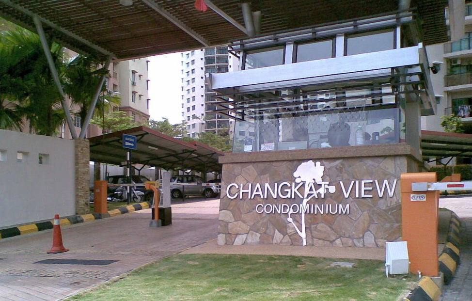 Changkat View Condominium, Dutamas