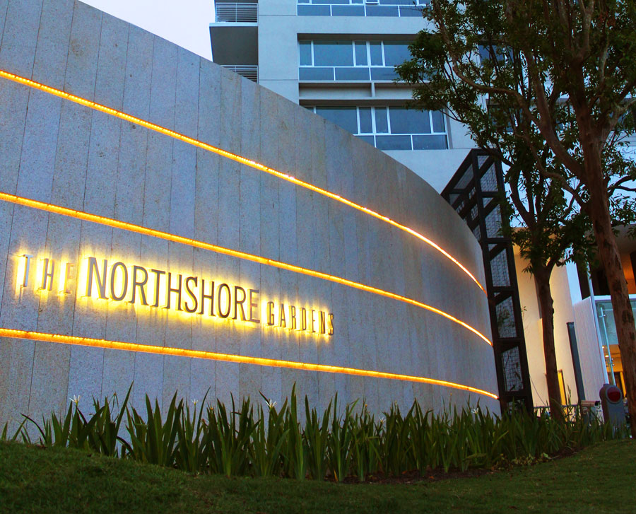 The Northshore Gardens, Desa ParkCity
