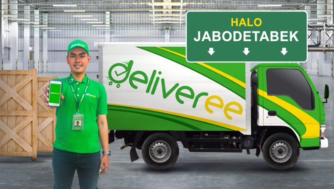 Deliveree_truck_service