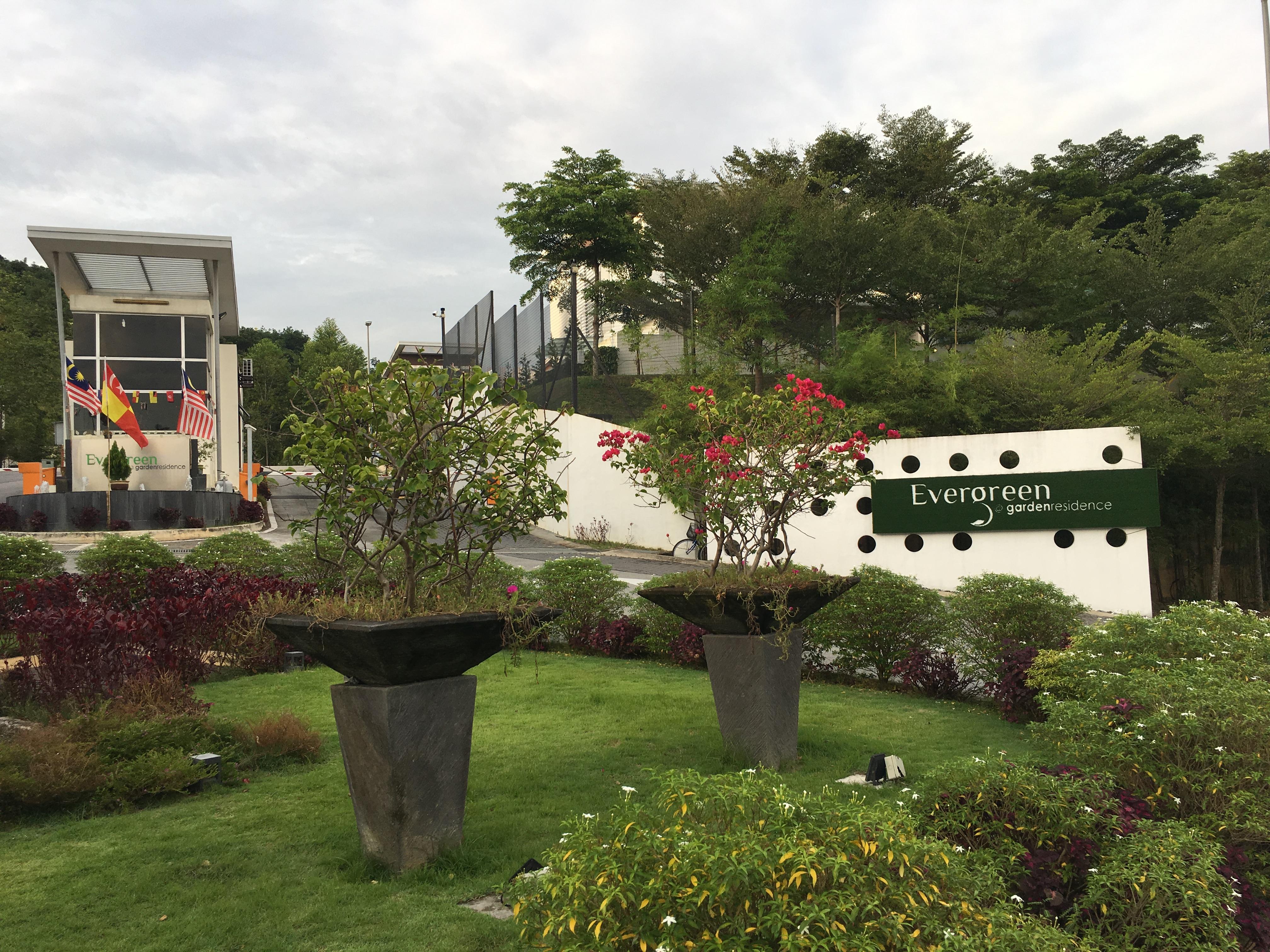 Evergreen Garden Residence