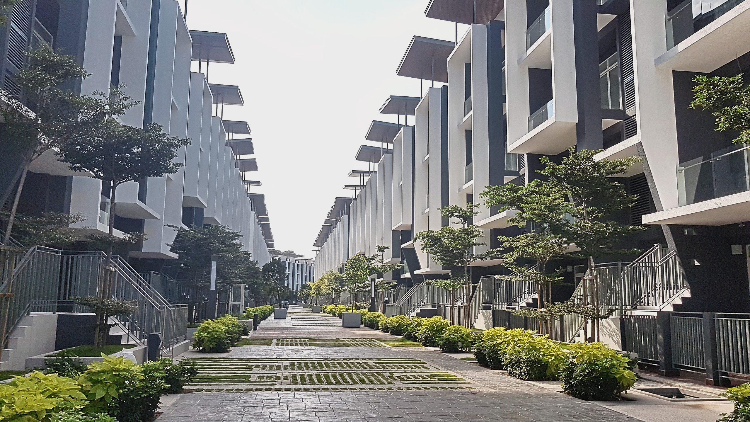Seri Puteri Hills Townvilla & Condominium