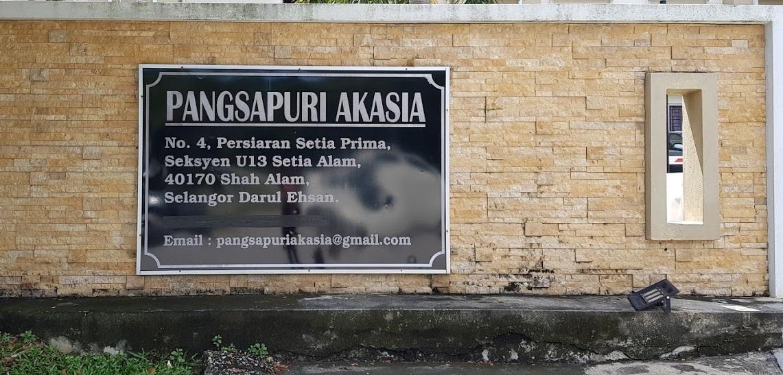 Pangsapuri Akasia